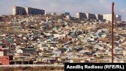 Zığda yerləşən həyət evləri