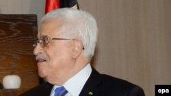 Махмуд Аббас на сессии Генассамблеи ООН