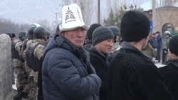 Several Wounded In Kyrgyz-Tajik Border Clashes