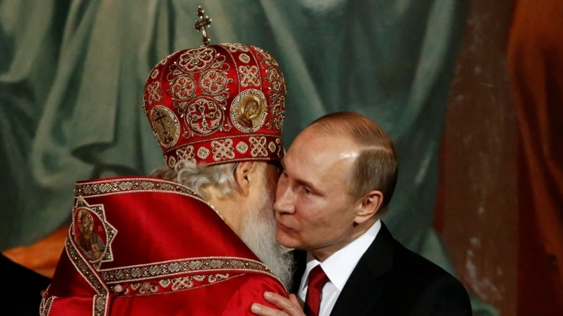 патриарх кирилл согласовал передачу исаакия лично путиным