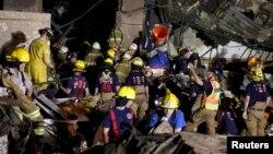 Поисково-спасательные работы в Муре