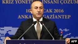 Թուրքիայի ԱԳ նախարար Մևլութ Չավուշօղլու, արխիվ