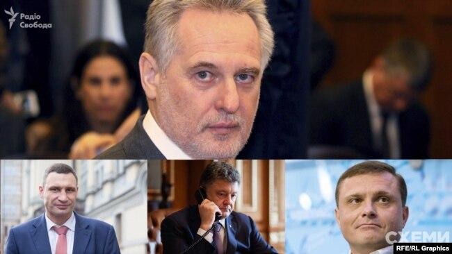 У 2014-му Фірташ був одним із учасників політичних домовленостей, унаслідок яких Кличко знявся з виборів президента на користь Порошенка