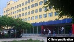 იაშვილის სახელობის ბავშვთა ცენტრალური საავადმყოფო