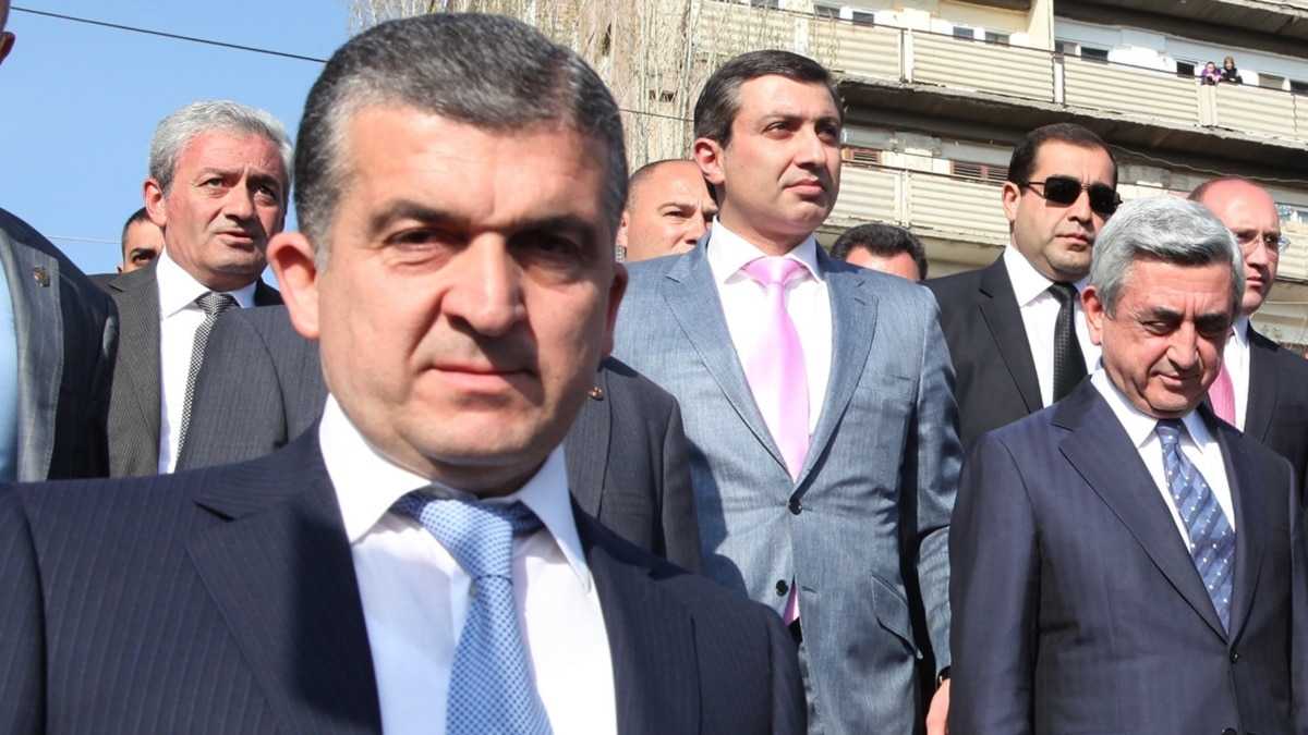 Serzh Sarkisian's Former Bodyguard Again Under Investigation