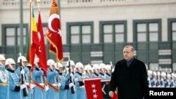 Түркия президентиРежеп Тайип Эрдоган.