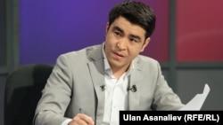 Депутат Жанар Акаев