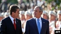 Георгий Пырванов и Джордж Буш сошлись во мнениях по всем вопросам