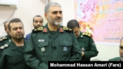 Commander of IRGC's Provincial Force in Khuzestan Province, Hassan Shahvarpour, undated. FILE PHOTO