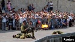 День ВМФ в Севастополе. 30 июля 2016 года