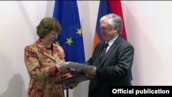 Լուսանկարը՝ Հայաստանի արտգործնախարարության մամուլի և տեղեկատվության վարչության