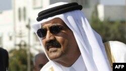 Катар әмірі Шейх Хамад Бин Халиф Әл-Тани.