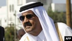 Қатар амири Ҳамад бин Халифа.