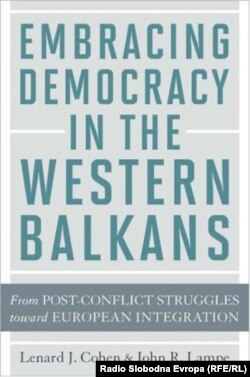 Naslovnica knjige Embracing Democracy in the Western Balkans