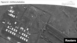 Trupat ruse në kufi me Ukrainën