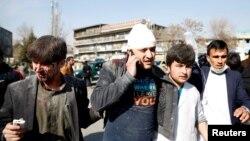Кабулдагы жардыруу. 27-январь, 2018-жыл