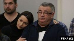 Muriz Memić (desno) na izricanju prvostepene presude Seferovićima: Tužilaštvo nam je priredilo ovu patnju