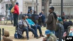 Сегодня около двадцати семи процентов афроамериканцев живут в бедности