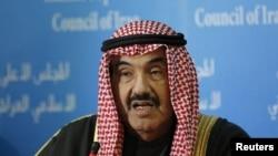 Кувейт премьер-министрі шейх Насыр әл-Мұхаммед әл-Сабах. 12 қаңтар, 2011 жыл.