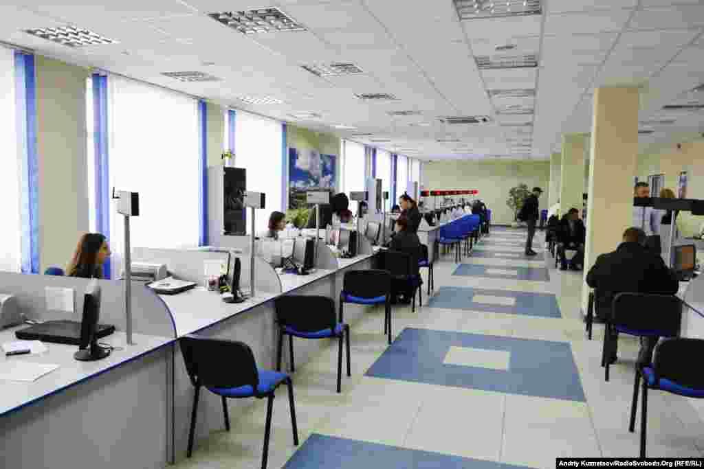Прийом громадян у луганському Центрі адмінпослуг