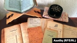 Узган гасыр татар басмалары