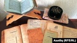 Старые татарские журналы религиозного содержания. Иллюстративное фото.