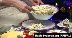 Ингредиенты салата оливье постоянно меняются