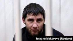 Zaur Dadayev was found guilty of murdering Russian opposition leader Boris Nemtsov.