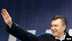 Opposition leader Viktor Yanukovych leads opinion polls among presidential contenders.