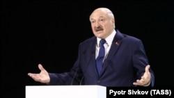 Beyazrusiye prezidenti Aleksandr Lukaşenko