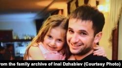 Инал Джабиев, погибший после задержания милицией Цхинвали в августе 2020 года