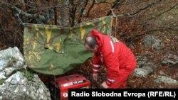 Vježba spašavanja, foto: Mirsad Behram