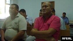 Медер Үсөнов жана Жеңиш Токторбаев