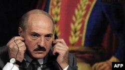 Олександр Лукашенко, архівне фото