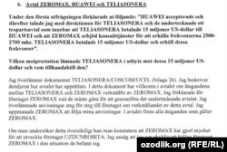 Behzod Ahmedovning Zeromax shirkati haqida bergan ko'rsatmasi