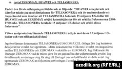Показания Бекзода Ахмедова по делу компании Zeromax.