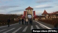Intrarea în cetatea Tighina
