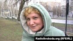Жительница оккупированного Донбасса