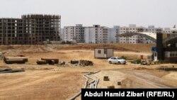 مشروع إستثماري لبناء وحدات سكنية في أربيل