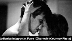 Aljban Ukaj i Milica Janevski, foto: Radionica integracije, Ferro i Živanović