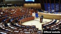 Еуропа кеңесінің парламенттік ассамблеясының отырысы. (Көрнекі сурет)