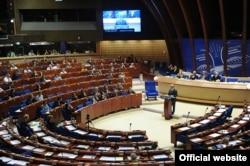 Parlamentarna skupština Saveta Evrope, Strazbur, arhivska fotografija