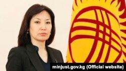 Айнур Абдылдаева.