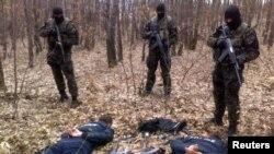 Апсењето на двајцата косовски полицајци во близина на Мердаре