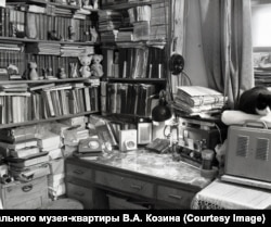 Из фондов Музейного комплекса города Магадана, Мемориального музея-квартиры В.А. Козина