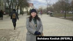 Тетяна Максименко, київська громадська активістка