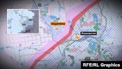 В угрупованні «ДНР» заявляють про окремі обстріли з боку ЗСУ поблизу Ясинуватої та Донецька