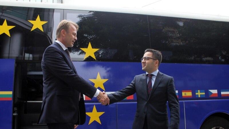 Евроскептицизмот во Македонија се поголем