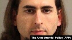 Подозреваемый в нападении на редакцию газеты в Мэриленде в США Джеррод Рамос.