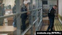 Суд у справе аб забойстве жонкі сьвятара ў Азарычах, 25 траўня